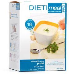 Velouté poulet riche en protéines - 7 sachets Dietimeal