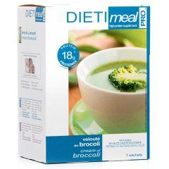 Velouté au brocoli Dietimeal