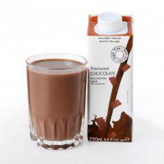 Alburone boisson chocolat riche en protéines totales du lait, à teneur réduite en lactose