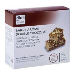 Chrono-Pack barre double chocolat riche en protéines - Goûter Chrono-nutrition