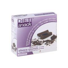 Barre hyperprotéinée choco crunch phase active Dietisnack