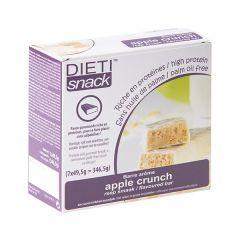 barre pomme yaourt Dietisnack riche en protéines pour la Chrononutrition