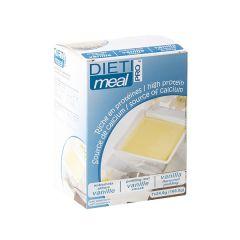 Dietimeal dessert vanille hyperprotéiné - 7 sachets