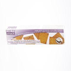 Biscuits coco amande riches en protéines DIetisnack