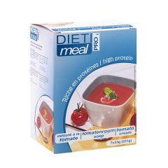Velouté soupe tomate riche en protéines 7 sachets