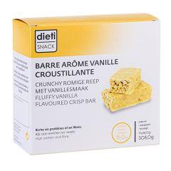 Barre fluffy vanille Dietisnack riche en protéines