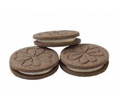 Biscuit crème et cookie riche en protéines façon Oreo - Dietisnack