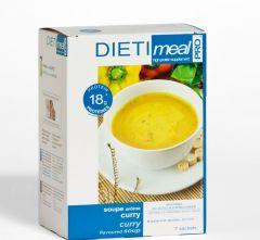 Soupe hyperprotéinée saveur Curry