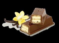 Lignal barre gaufrée vanille riche en protéines