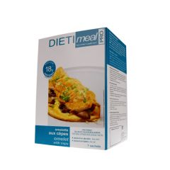 Omelette aux cèpes 206,5 g - 7 sachets