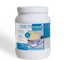 Dietimeal velouté aux légumes hyperprotéiné en pot de 450 g