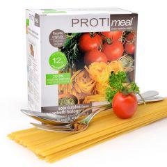 Protimeal spaghetti bolognaise riche en protéines végétales 100% vegan