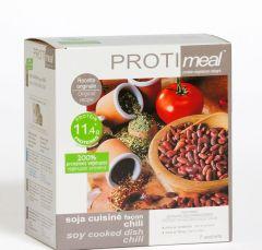 Protimeal spécialité au soja cuisinée façon chili riche en protéines végétales - 7 sachets